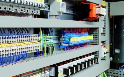 Electrical & Control Panel Assembly